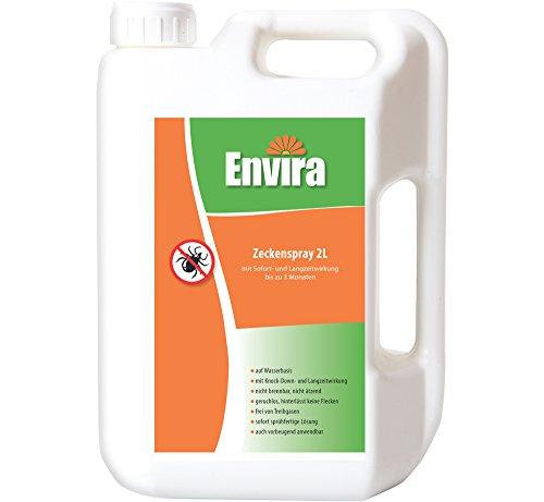 ENVIRA Spray gegen Zecken 2Ltr