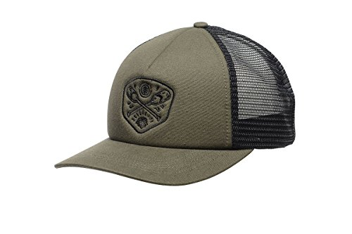 Element Timber Trucker Cap Größe: one_size Farbe: Moss Green