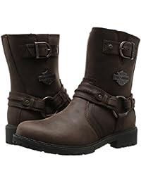 harley davidson bottes et boots chaussures homme chaussures et sacs. Black Bedroom Furniture Sets. Home Design Ideas
