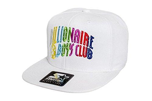 STARTER Damen Baskenmützen weiß Bianco S (Club Billionaire Boys)