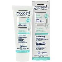 Logona - Pâte dentifrice blanc naturel 75Ml Bio - Livraison Gratuite pour les commandes en France - Prix Par Unité