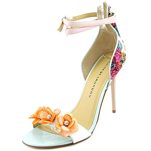 Chinese Laundry Lily Donna US 9.5 Multicolore Sandalo