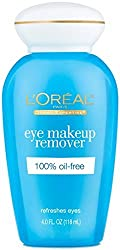 2 Pack - LOreal Dermo-Expertise Eye Makeup Remover 4 oz