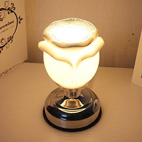 Modern Einfache Keramik Tischlampe Verstellbares Licht Aromatherapie Lampe für Schlafzimmer Badezimmer Baby Room