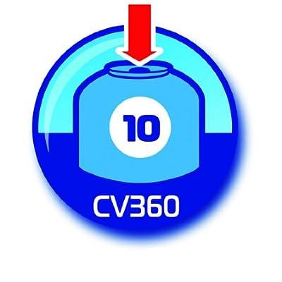 Campingaz Ventilgaskartuschen CV CV 360, 52 g, 93 ml
