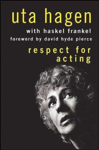 Respect for Acting por Uta Hagen
