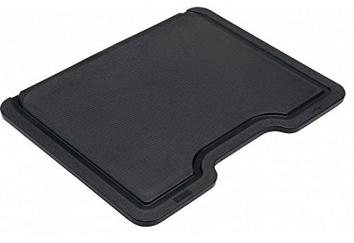 Franke 112.0284.156 Schneidebrett Rüstbrett Kunststoffantibakteriell schwarz Zubehör Serie Hydros