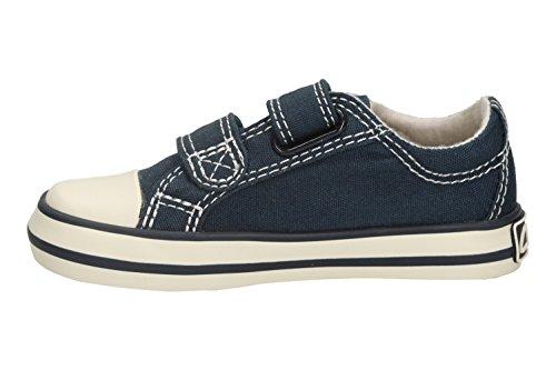 Clarks Halcy Sky Fst, Chaussures Marche Bébé Garçon Bleu - bleu