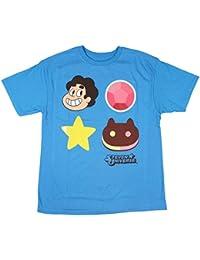 Steven Universe Big Boys Sun Character T-Shirt