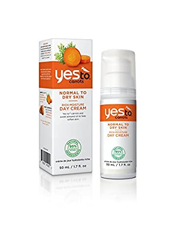 Yes To Carrots Rich Moisture Day Cream (50