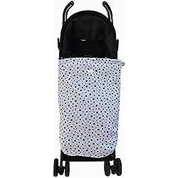 Manta saco cubre pies bebé universal