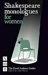 Shakespeare Monologues for Women (NHB Good Audition Guides)