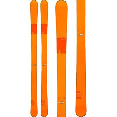 Rossignol Scratch, Hombre, naranja, 174