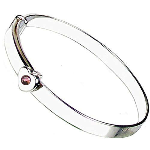 heart-to-heart-925-sterling-silver-february-birthstone-christening-bangle-with-free-engraving-amethy