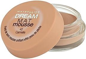 Gemey-Maybelline - Dream Mat Mousse - Fond de teint mousse  - 40 cannelle