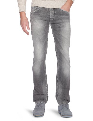 Pepe Jeans London Herren Jeans Grau (Denim X720)