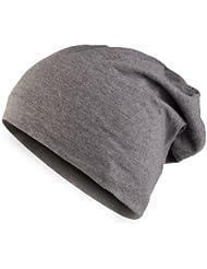 MasterDis Mütze KMA Jersey Beanie, Farbe: dunkelgrau