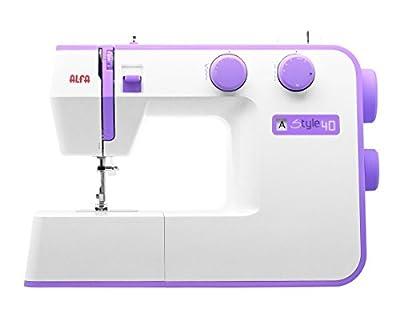 Alfa STYLE40 - Máquina de coser de Alfa