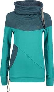 Ragwear Chloe W Sweater XL lake green