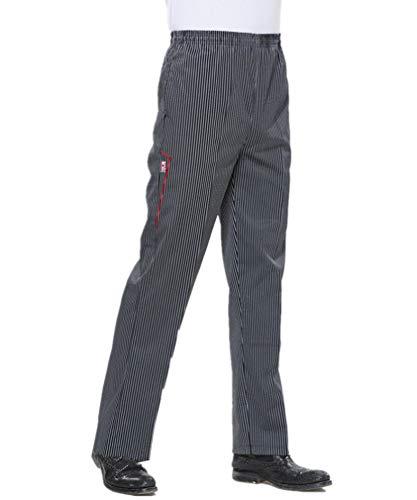 Pantalone da Cucina Nero (EU:XS /(etichetta M))