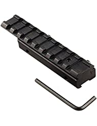 GS33 SYSTEM Perfil bajo 0,22 / rifle de aire a Picatinny / Weaver Rail Adaptor