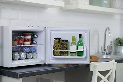 Mini Kühlschrank 17 Liter : Trisa frescolino silber mini kühlschrank liter klein aber