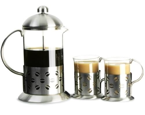 cafetiere-coffee-press-plunger-maker-pot-set-with-2-latte-cups-mugs-glasses-french-filter-cafe