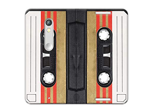 etuo Handyhülle für Motorola Moto X Play - Hülle, Handy Flip Case - Kassete