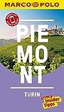 MARCO POLO Reiseführer Piemont, Turin: Reisen mit Insider-Tipps. Inkl. kostenloser Touren-App und Events&News - Annette Rübesamen