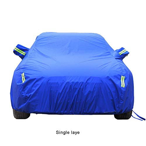ShiBin Covers Covers for cars OPEL Weatherproof Antifreeze snowproof Rain resistant, rainproof, dustproof, UV protection for outdoor, Four Sea