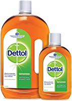 Dettol Antiseptic Liquid 2 Litre + 500 ml Free