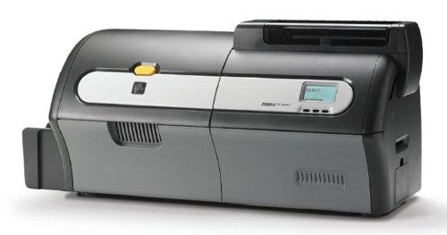 Zebra Plastikkarte Drucker (Zebra ZXP7farbstoffsublimation/Wärmeübertragung Farbe 300x 300dpi schwarz Drucker für Plastikkarten)