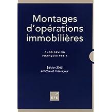 Montages d'opérations immobilières 2015