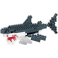 Nanoblock NAN-NBC082 Great White Shark