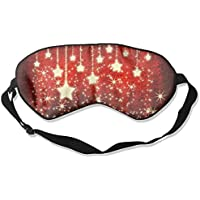Eye Mask Eyeshade Bright Stars Sleep Mask Blindfold Eyepatch Adjustable Head Strap preisvergleich bei billige-tabletten.eu