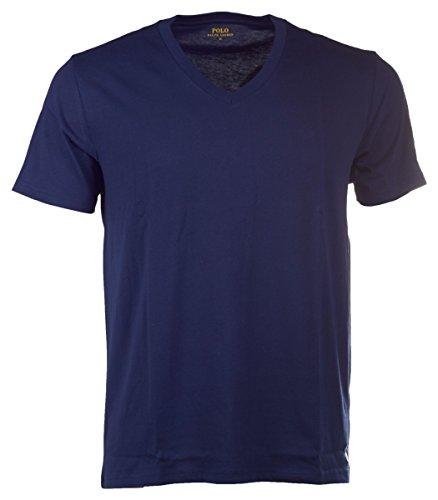 polo-ralph-lauren-herren-v-neck-t-shirt-l-cruise-navy