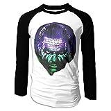 U are Friends Art Design-JeffHardy T-Shirt Fitness T-Shirt Contraste(M,Noir)