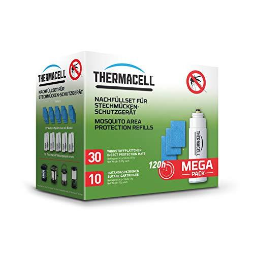 ThermaCell R-10 Nachfüllpack - für bis zu 120 Stunden Mückenschutz (Mückenschutz Kleine)