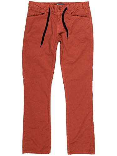 Pantalon Element Team PT - Red-Rouge Rouge