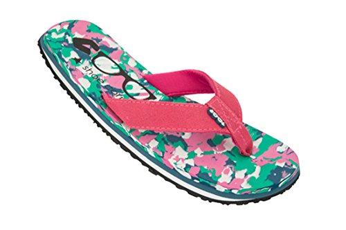 Coolshoe Cool Shoes - Damen - Eve Slight - Saxony Blue - Flip Flop Zehentrenner (37/38)