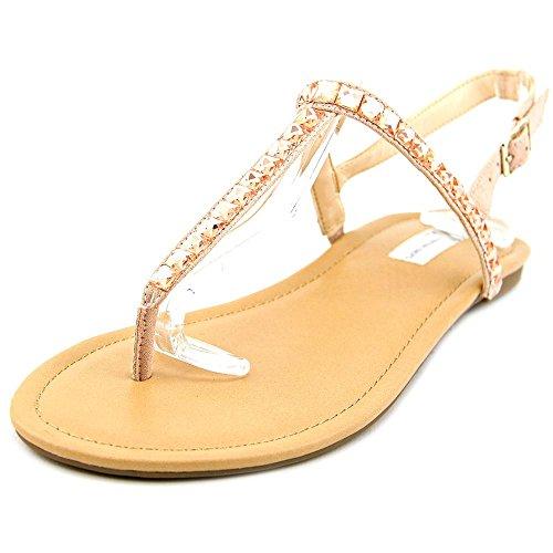INC International Concepts Montawk Femmes Toile Sandale Light Blush
