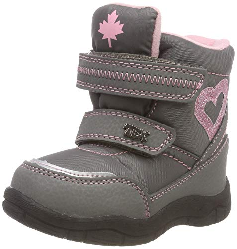 Canadians Mädchen 368 005 Stiefeletten, Grau (Grey 204), 25 EU