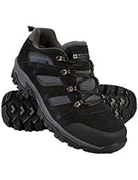 5531784f293 Mountain Warehouse Voyage Zapatos Impermeables de Mens - Peso Ligero Que va  de excursión los Cargadores