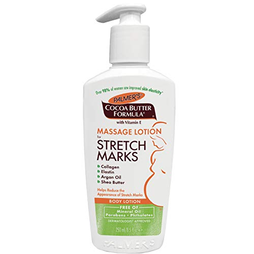 Palmers Cocoa Butter Massage Stretch Marks Lotion 250 ml (Schwangerschaftsstreifen)