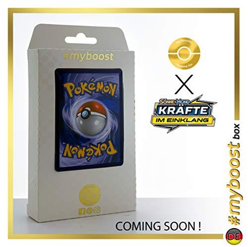 my-booster-SM10-DE-201 Cartas de Pokémon (SM10-DE-201)