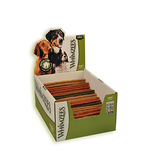 WHIMZEES Stix Taglia L/50 St. nel Display, 1er Pack (1 X 3 kg)