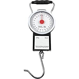 Pese poisson avec metre mesureur