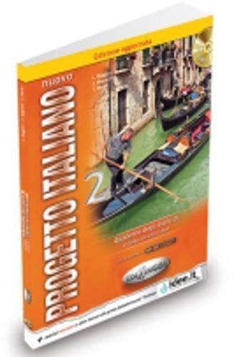 Nuovo Progetto Italiano  2 livello elementare B1-B2 : Quaderno degli esercizi a delle attività video (2CD audio)