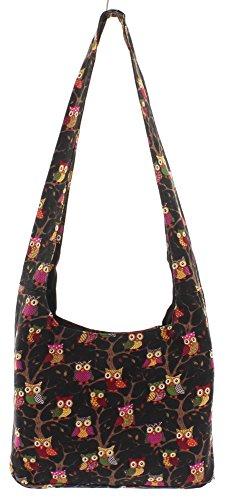 innocent-lifestyle-twit-toot-bag-shopper-noir-noir-taille-unique-eu
