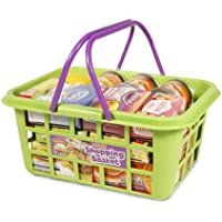 Casdon 628 Shopping Basket,yellow
